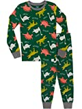 Harry Bear Jungen Dinosaurier Schlafanzug Slim Fit Mehrfarbig 116
