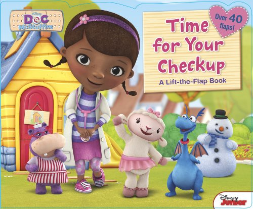 Time for Your Checkup (Doc Mcstuffins)