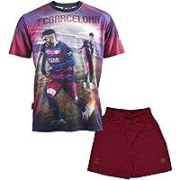 Conjunto camiseta + Short FC Barcelona – Neymar Jr – Colección oficial FC Barcelona – Talla