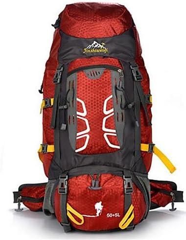 AWSAYS 55 L Zaino Zaino per Escursioni Campeggio e e e Hiking Scalata   Viaggi All'aperto Tempo liberoImpermeabile Isolamento Termico  , blu | Bel Colore  | Conosciuto per la sua bellissima qualità  f62c5f