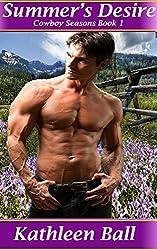Summer's Desire (Cowboy Seasons Book 1) (English Edition)