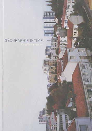 Géographie intime par Camille Hervouet