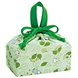 Totoro-Design-Lunch-Box-Carrying-Bag-Reusable-Cotton-Lunch-Bag-(size:-W11-x-H6.5x-D4.5)