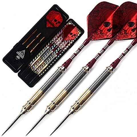 CUESOUL 21 Grams Dragon Series Steel Tip Darts F2306