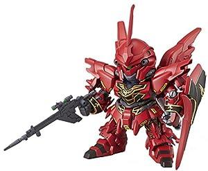 Bandai Hobby SD ex-Standard 013Sinanju Kit de construcción Gundam Unicorn
