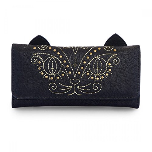 loungefly-studded-cat-face-wallet