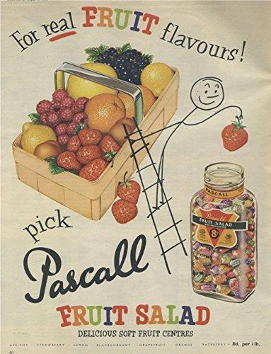 s4336-pascall-fruit-salad-flavour-sweets-retro-fine-wall-art-nostalgic-vintage-retro-funny-metal-adv