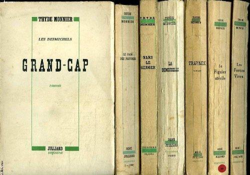 7 VOLUMES.LES DESMICHELS. GRAND CAP. VOL...