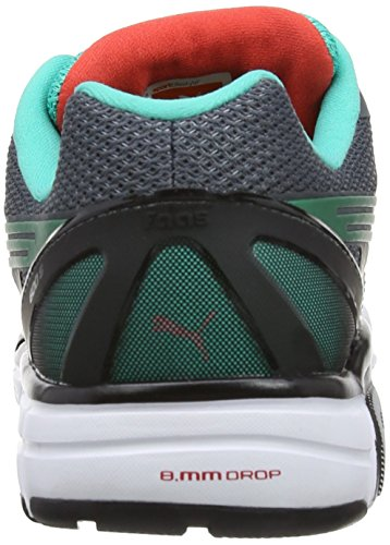 Puma Faas 600 S, Chaussures de running homme Violet (Pool Green/Black/Grenadine)
