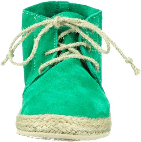 CafèNoir LF601, Chaussures basses femme TR-B2-Vert-236