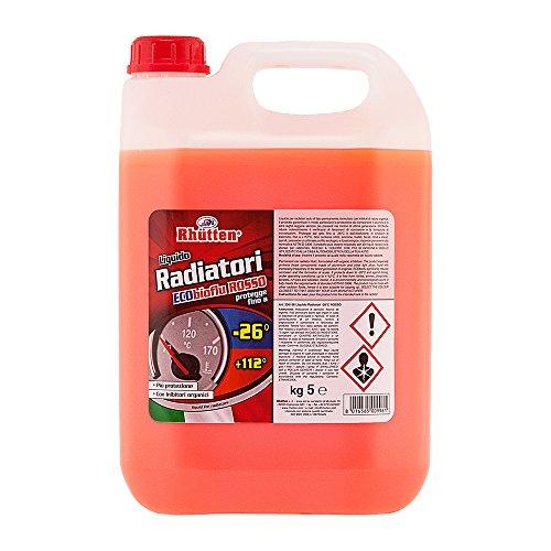 Rhutten 200156 Liquido Radiatori, 5 k