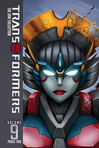 Transformers: IDW Collection Phase Two Volume 9 por John Barber