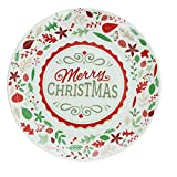 Tognana Linea Natale Piatto Panettone 30 cm Merry Christmas