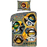 Lego Nexo Knights Bettwäsche-Set