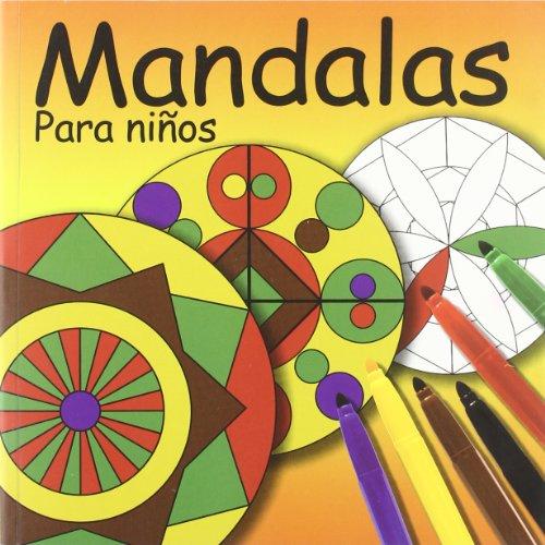 Mandalas para niños (LIBROS INFANTILES) - 9788492736874