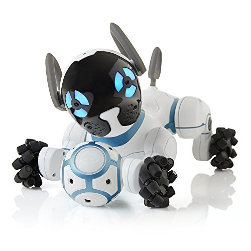 CHIP WowWee CHiP Robot Toy Dog - White
