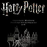 OST: Harry Potter: I-V Original Motion Picture Soundtrack [Vinyl LP] (Vinyl)