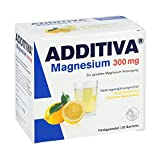 Additiva Magnesium 300 mg Trinkgranulat, 20 St. Sachets