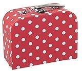 Bieco Valigia per bambini, Rot (rosso) - 90103027