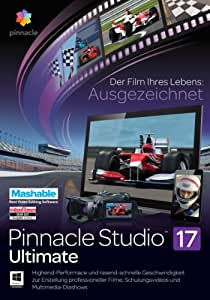 Pinnacle Studio 17 Ultimate [Download]