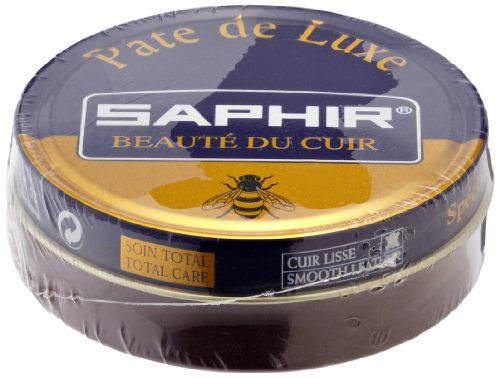 Saphir Crema Surfine Lucido da scarpe 50 ml - (08) Burgundi, 50 ml