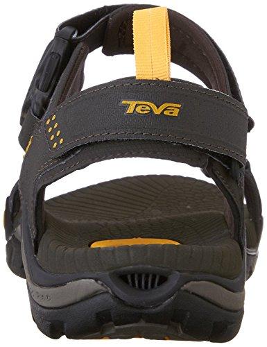 Teva Toachi 2 M's Herren Sport Outdoor Sandalen Schwarz