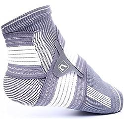 Plantar Fasciitis Socken Liveup SPORTS Fu?pflege Kompression Socke H¨¹lle mit Bogen & Kn?chel Unterst¨¹tzung und Ferse Hugger Erh?ht die Zirkulation, erleichtert Schwellung und wirkt wie eine Klammer, um Schmerzen zu lindern, besser als Nachtschiene- LS5674