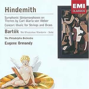 Hindemith/Bartok:Metamorphosis