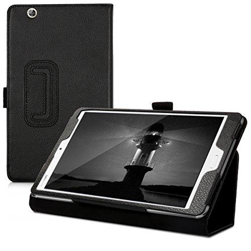 kwmobile 44247.01 Schutzhülle für Tablet 21,3 cm (8.4 Zoll), Folio, Huawei, MediaPad M3 8.4, 21,3 cm (8.4 Zoll), 135 g, schwarz