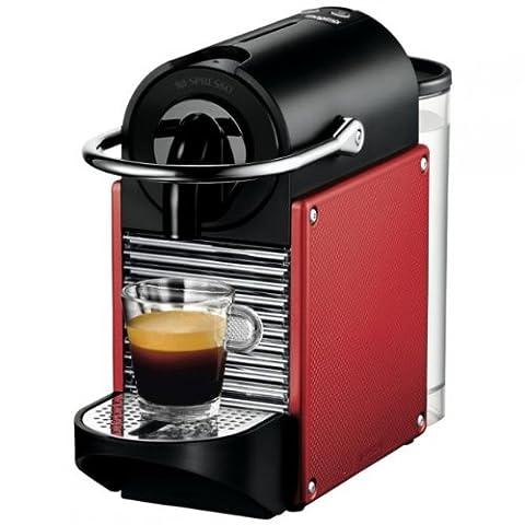 Machine Nespresso M110 Pixie Rouge Métal Magimix