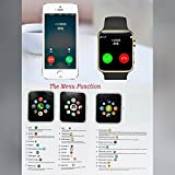 JIKRA-Certified-Bluetooth-Smart-Watch-GT08-Compatible-With-All-Smartphones-and-Mobile-Devices-Wrist-Watch-Phone-with-Camera-SIM-Card-Support-Hot-Fashion-New-Arrival-Best-Selling-Premium-Quality-Lowest