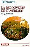 Découverte de l'amérique (1492)