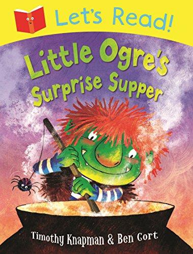 Little Ogre's surprise supper