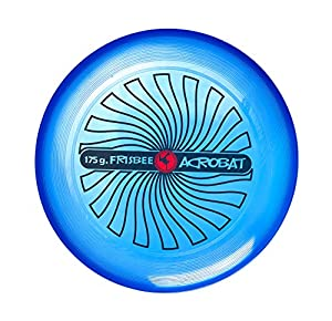 Eureka 515813 Acrobat Frisbee - Frisbee (27,5 cm), Color Azul