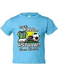 Camiseta niño De tal palo tal astilla Córdoba fútbol