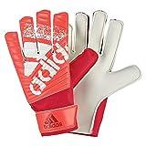 adidas Erwachsene X Lite Torwarthandschuhe, Vivid Red s13/Solar Red/White, 11