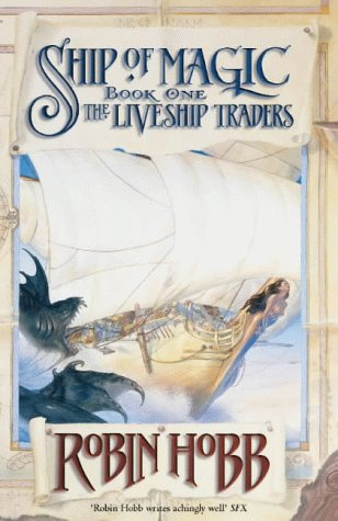 Book cover for Ship of Magic