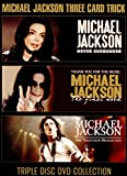 Michael Jackson - Three Card Trick (3 Dvd)