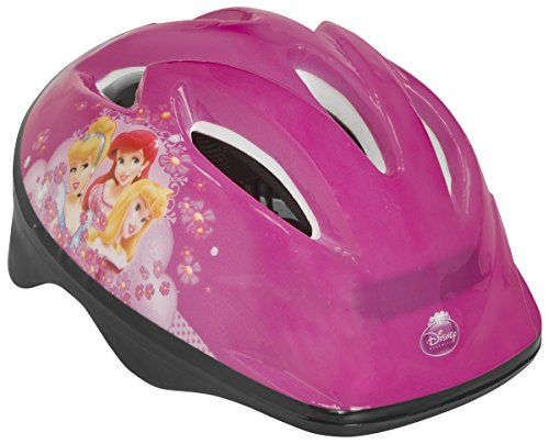 Disney Princess Mädchen Helm Helmet, Rosa, 48-52, 901300