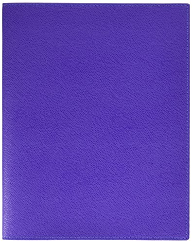 Quo Vadis Club Week-a-Page Academic Diary for Teachers - 21 x 27 cm - Purple - 2017-2018 Academic Year [English Language not Guaranteed]