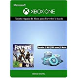 Tarjeta regalo de Xbox para Fortnite  2800 V-Bucks | Xbox One - Código de descarga