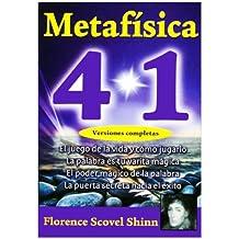 METAFISICA 4 EN 1 VERSIONES COMPLETAS by SCOVEL FLORENCE (2010-01-01)