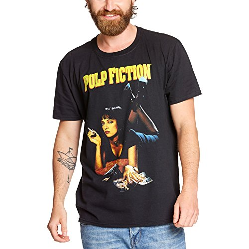 CID Men's Pulp Fiction-Uma T-Shirt