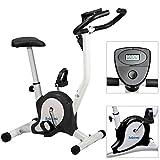 Acelectronic Vélo d'appartement, vélo d'exercice , Noir / Rouge...