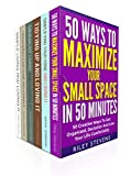 Cleaning Hacks And Decluttering Ideas Box Set (6 in 1): Learn Organization Strategies To Simplify Your Space In 7 Days (How To Declutter, Clean Your Home Fast, Maximize Your Space)