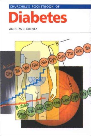 Churchill's Pocketbook of Diabetes (Churchill Pocketbooks)