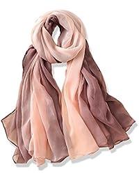 Schal Tuch Halstuch Spitze Fell Strick versch Farben Neu Dreieckstuch Kopftuch