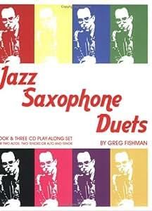 Jazz Saxophone Duets [Import allemand]