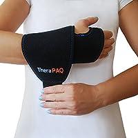 Kühlkissen Eis Handbandage mit Gel Kompressen TheraPAQ | Heiß- Kalttherapie zur Behandlung von Karpaltunnelschmerzen... preisvergleich bei billige-tabletten.eu