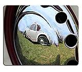 Best Hubcaps - MSD Natural Rubber Mousepad IMAGE 24229928 Vintage car Review